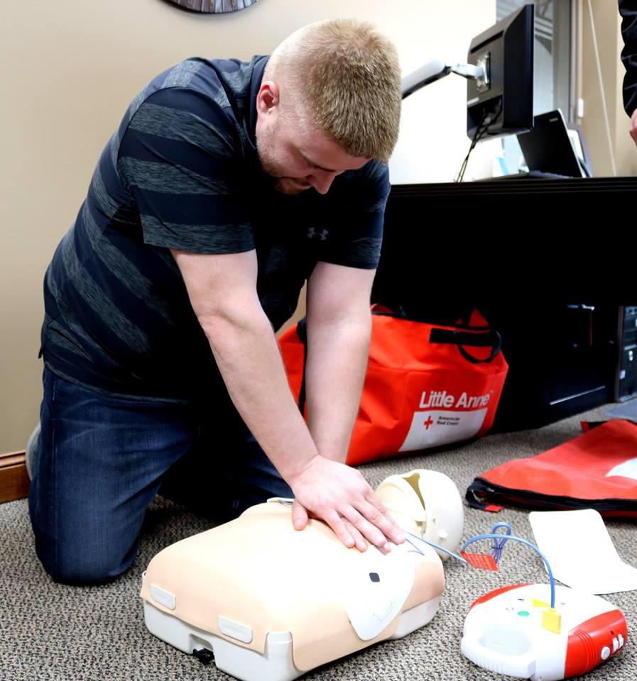 Staff CPR 3