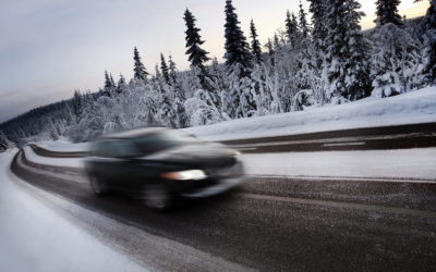 General Driving Tips for Winter