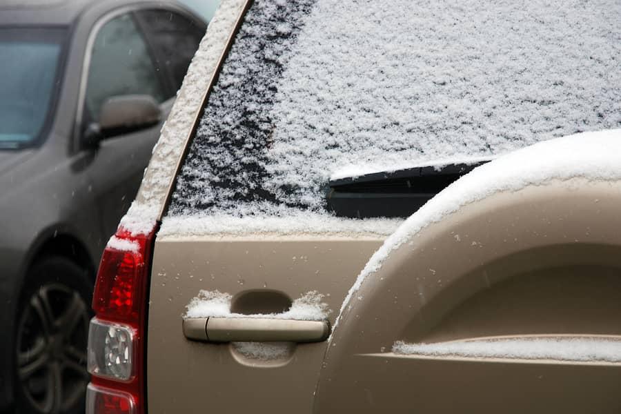 Winter Vehicle Maintenance Tips