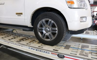 Signs that Your Car's Wheels Aren't Properly Aligned